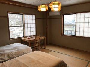 Hakuba Bedroom のコピー